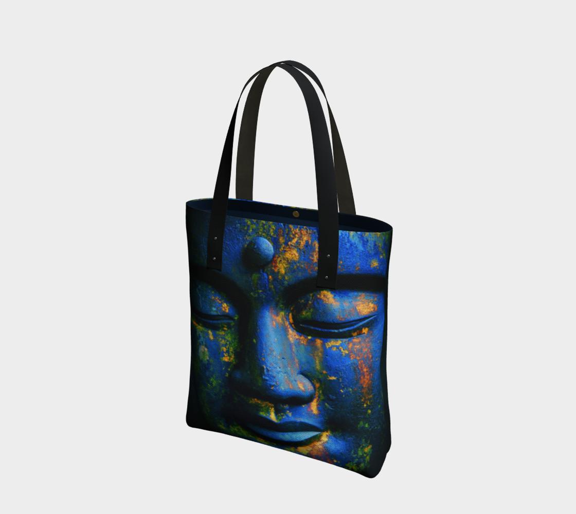 Aperçu de Bouddha bleu / Blue Buddha #1