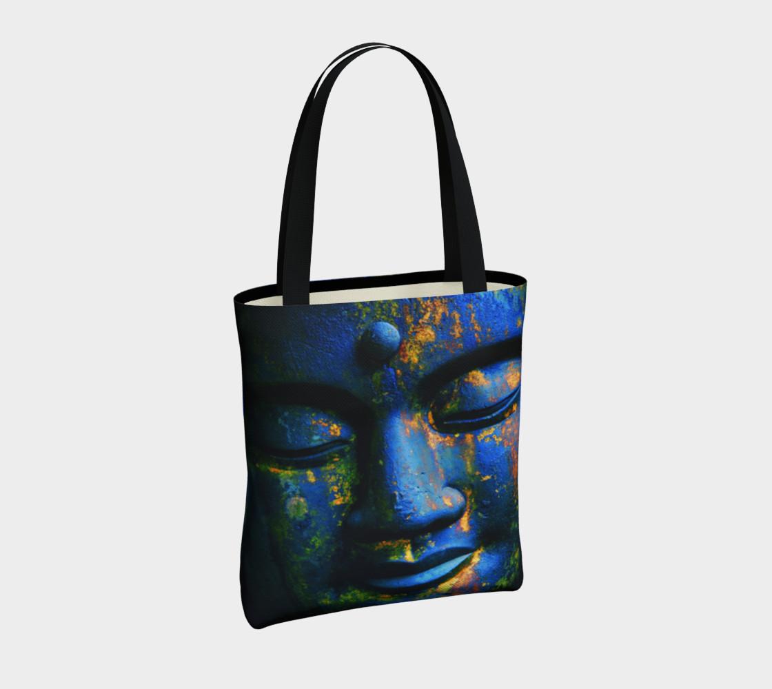 Aperçu de Bouddha bleu / Blue Buddha #4