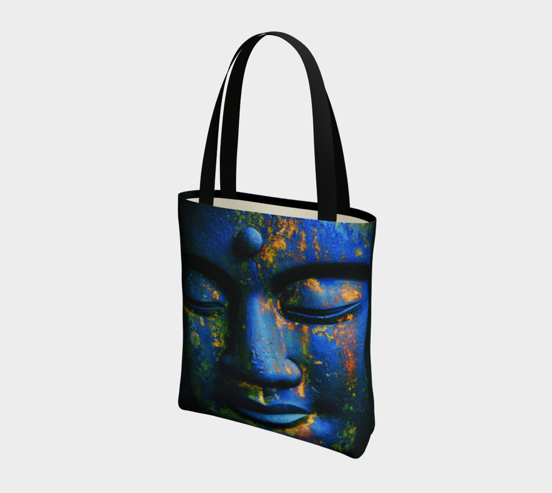 Aperçu de Bouddha bleu / Blue Buddha #3