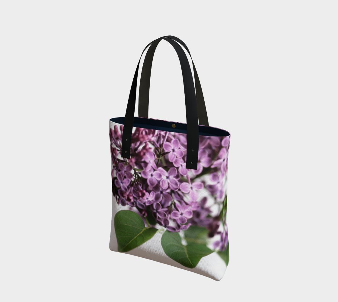 Aperçu de Fleurs de lilas mauve / Purple Lilac Flowers #1