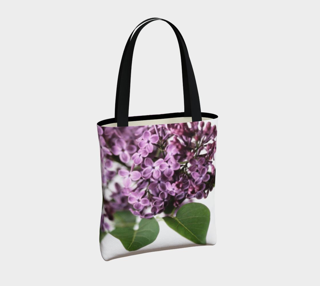 Aperçu de Fleurs de lilas mauve / Purple Lilac Flowers #4