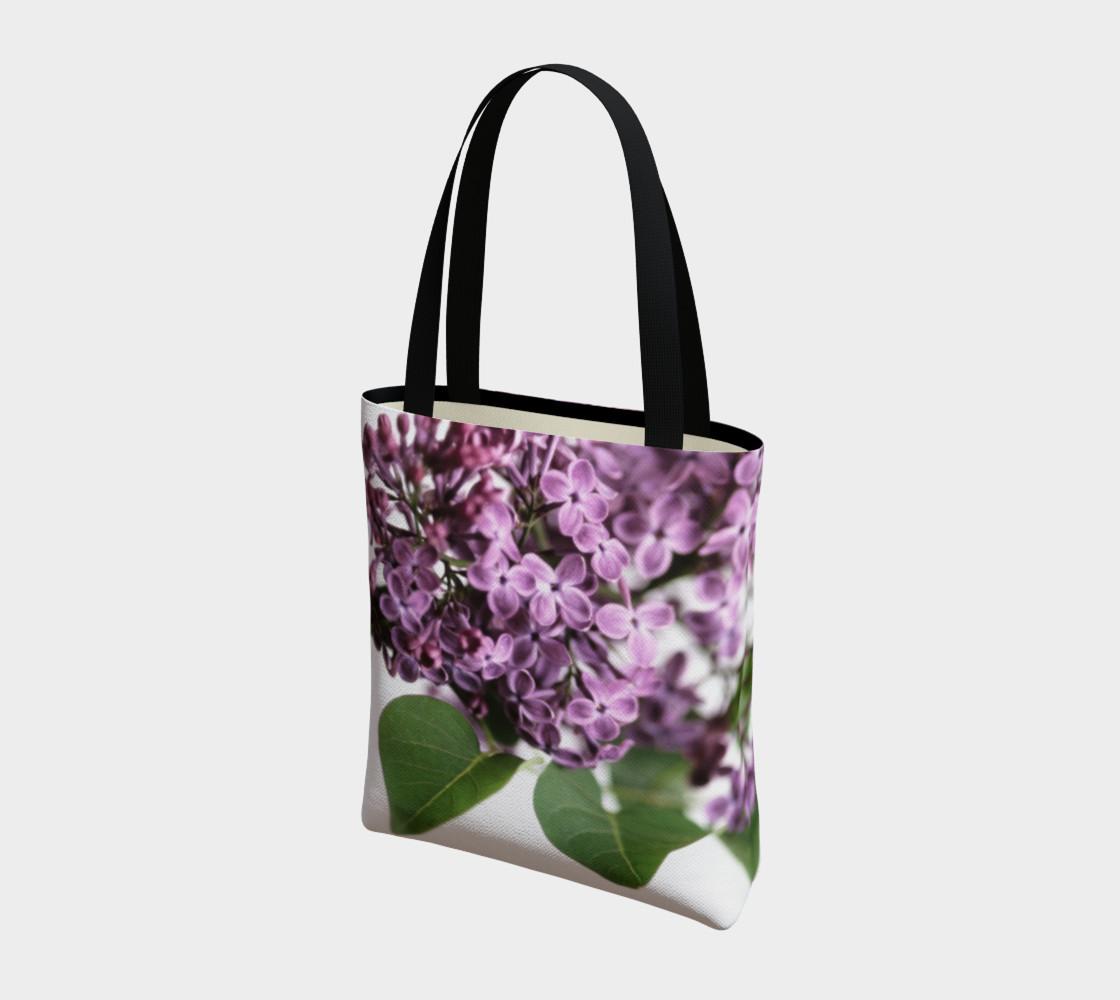 Aperçu de Fleurs de lilas mauve / Purple Lilac Flowers #3