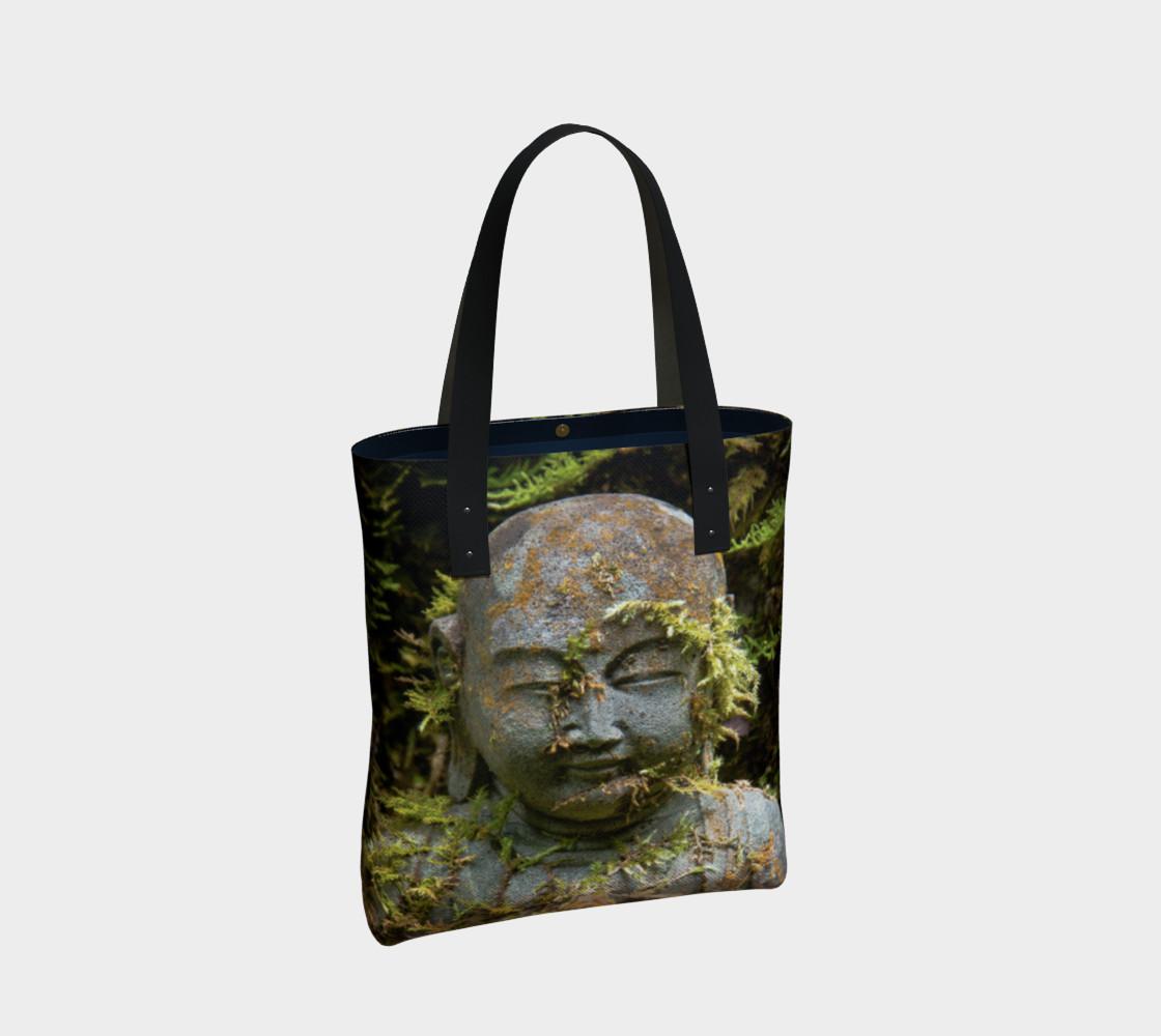 Aperçu de Bouddha et mousse  /  Buddha and Moss #2