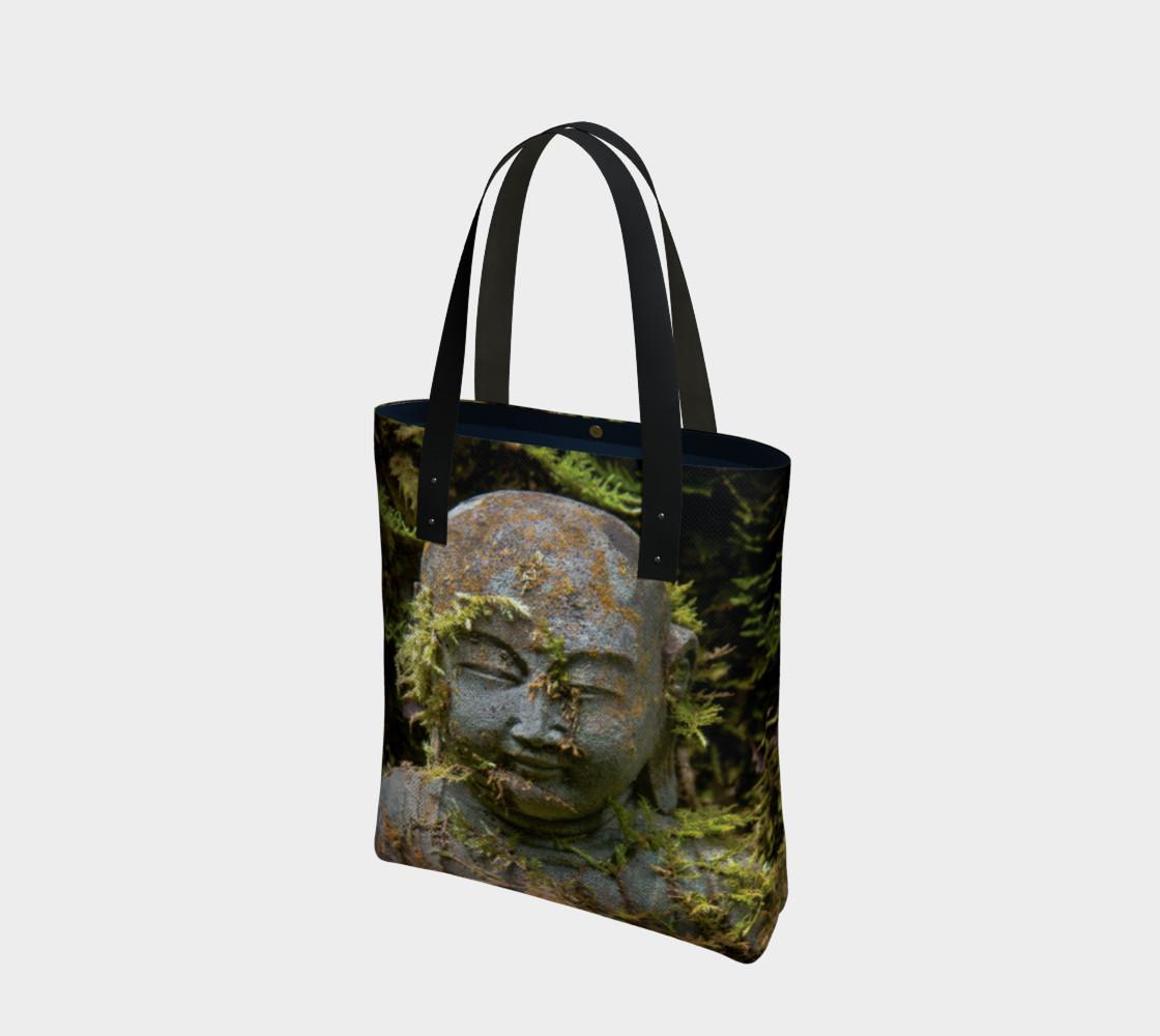 Aperçu de Bouddha et mousse  /  Buddha and Moss #1