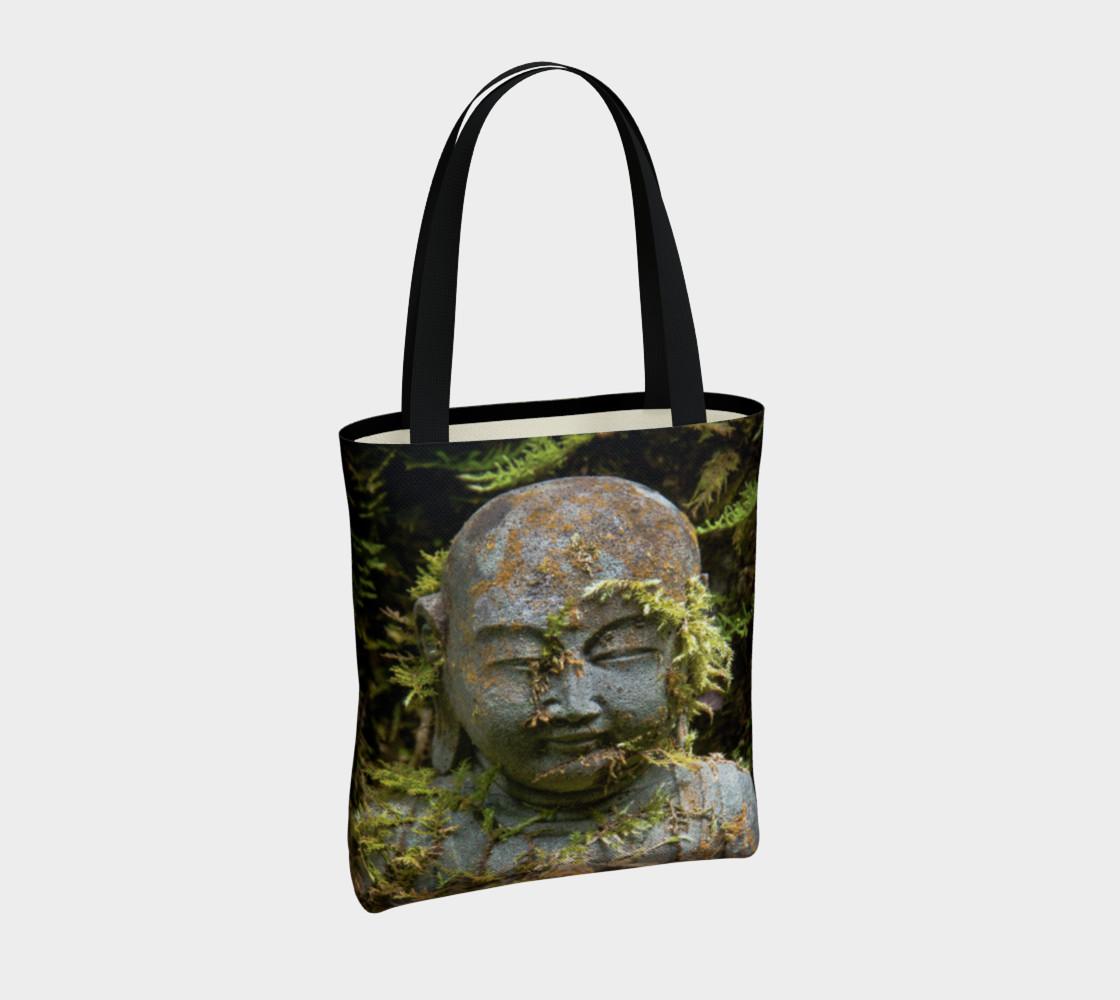 Aperçu de Bouddha et mousse  /  Buddha and Moss #4