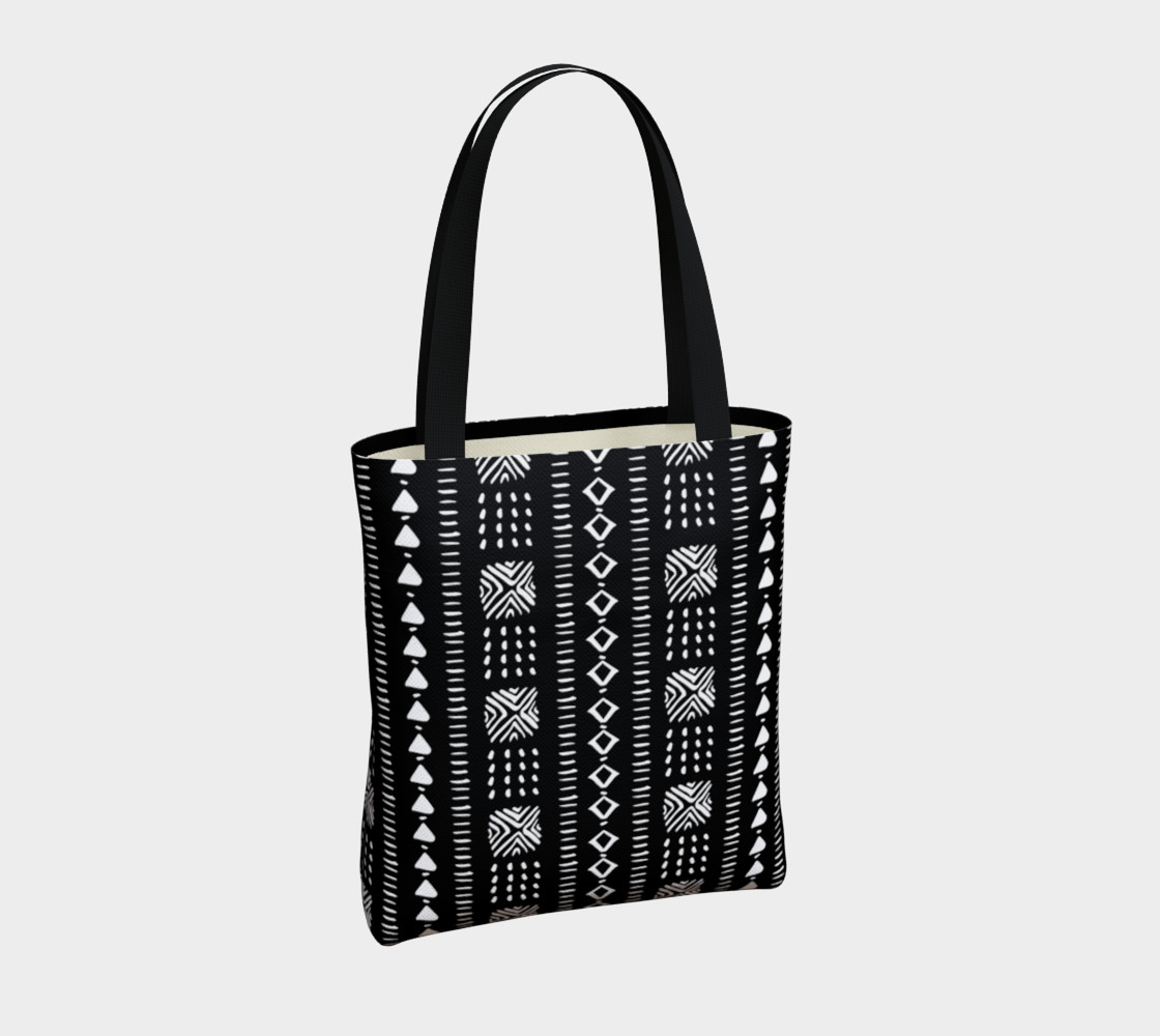 tote bag mudcloth 5 preview #4