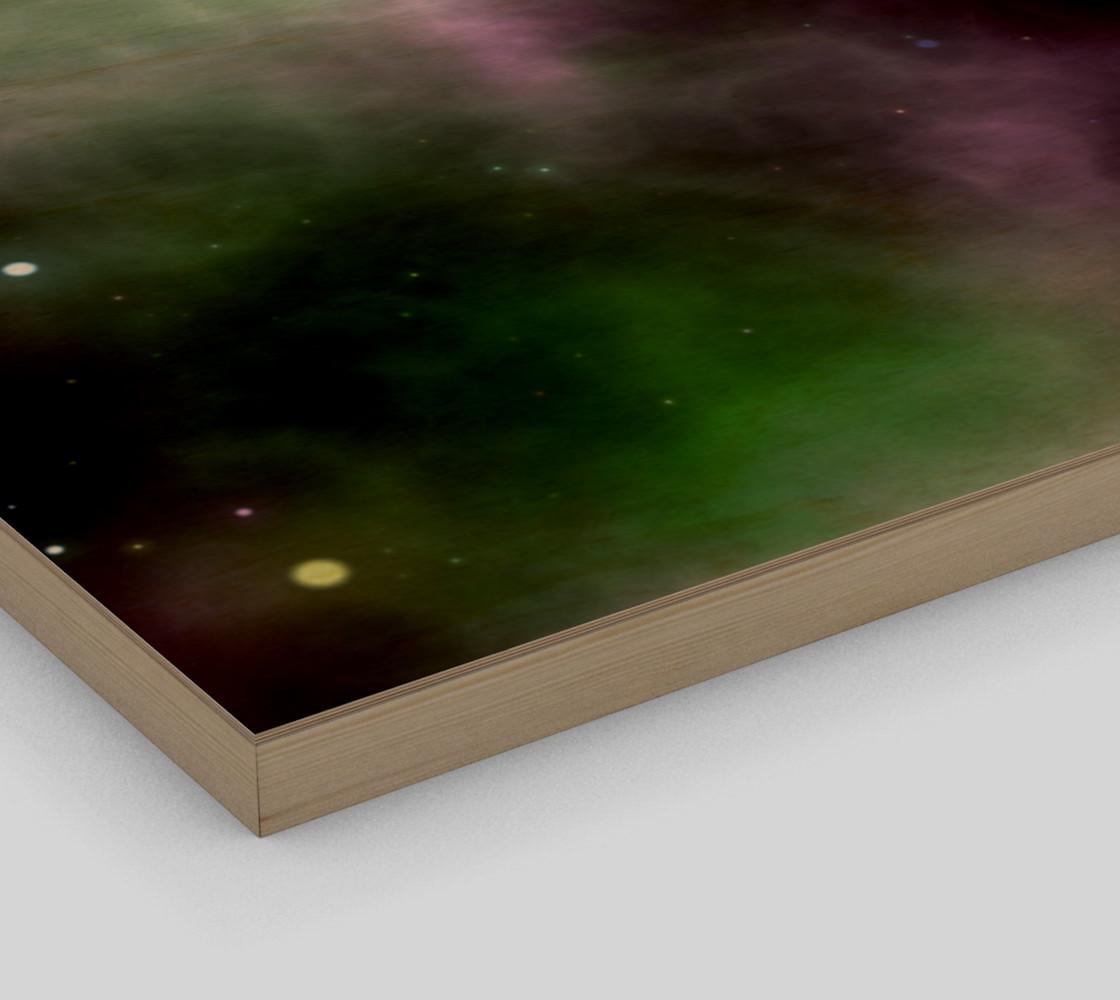 Purple Space Nebula preview #3