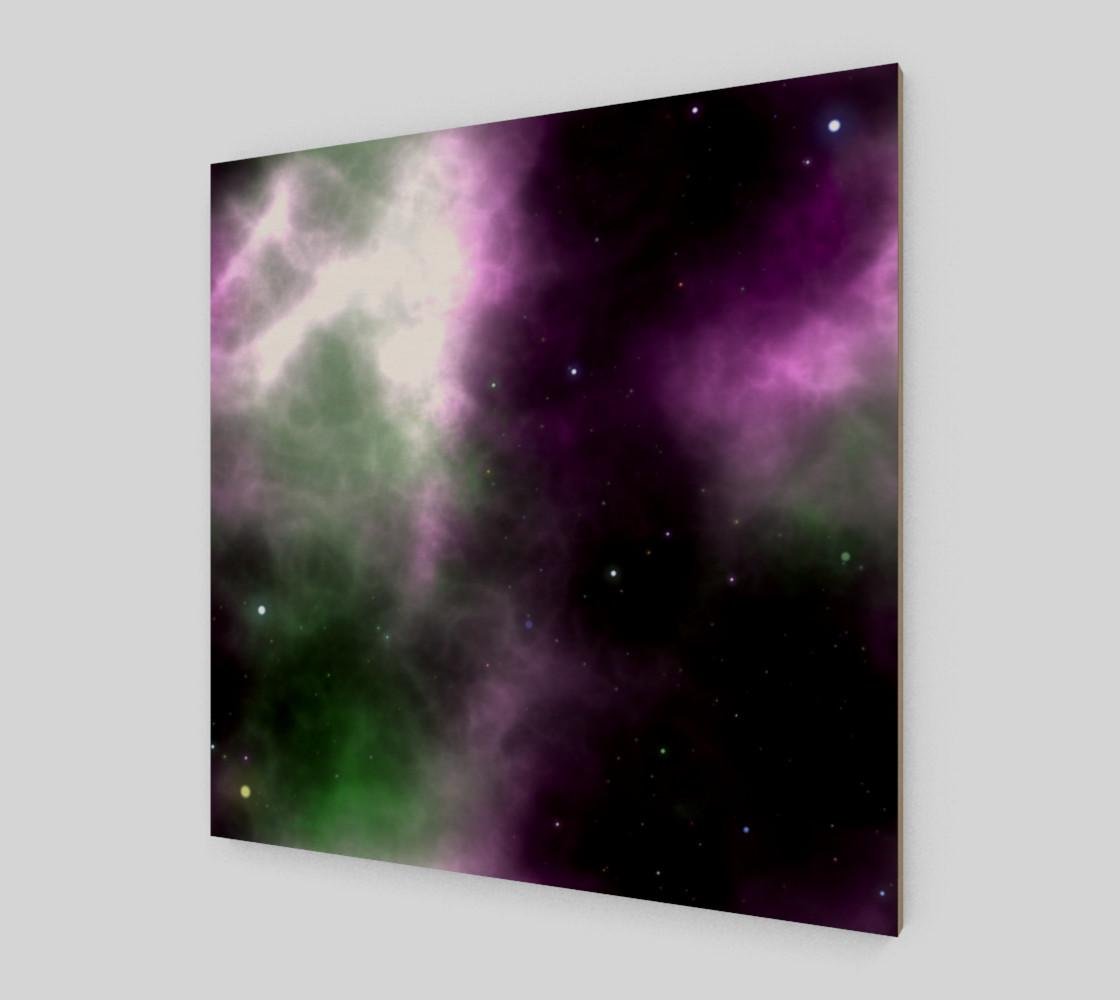 Purple Space Nebula preview #2