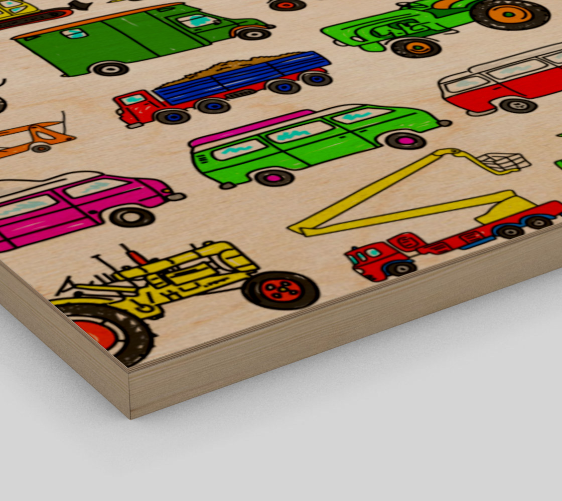Trucks Vans and Vehicles preview #3