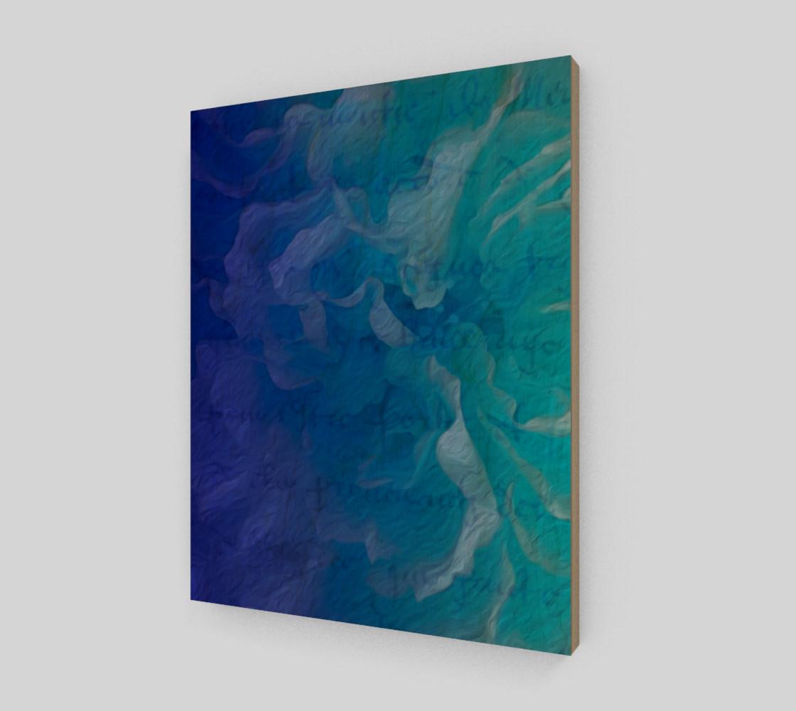 Blue I So Hope 11 x 14 Print preview #1
