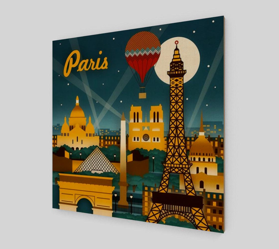 Vintage Poster Paris preview #2