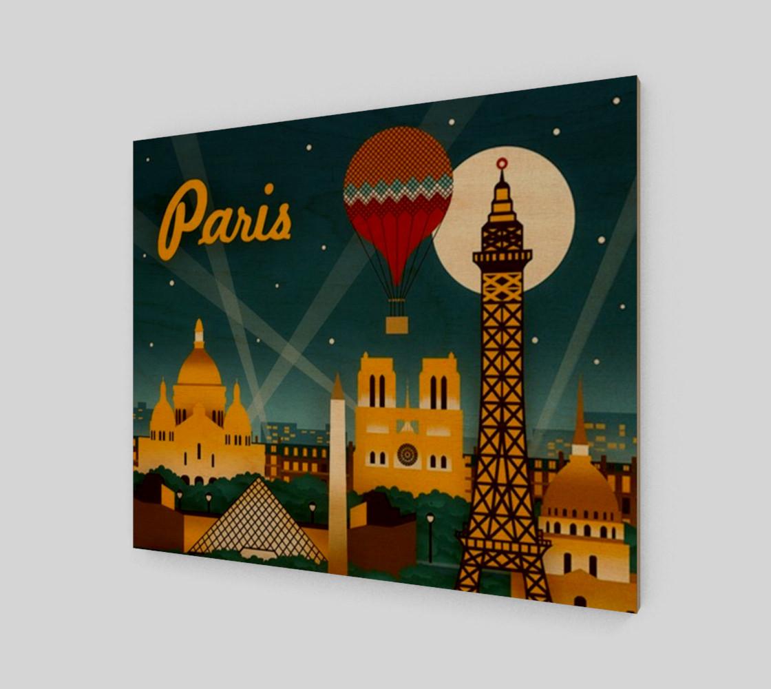 Vintage Poster Paris preview #1