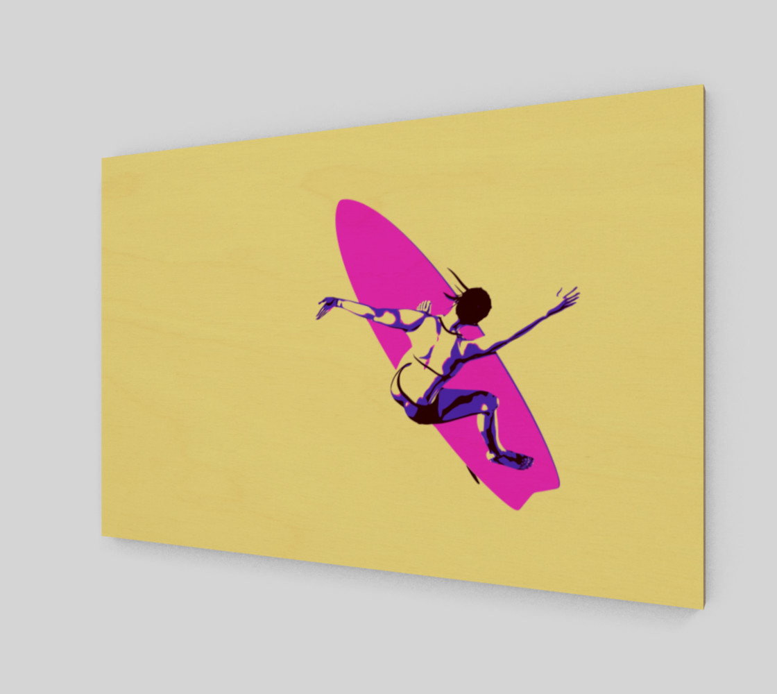 Surfer Girl preview #2