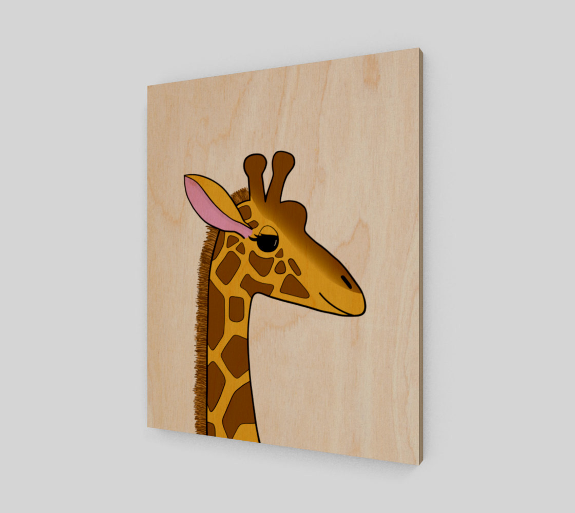 Georgia the Giraffe Artwork - 16 preview #1