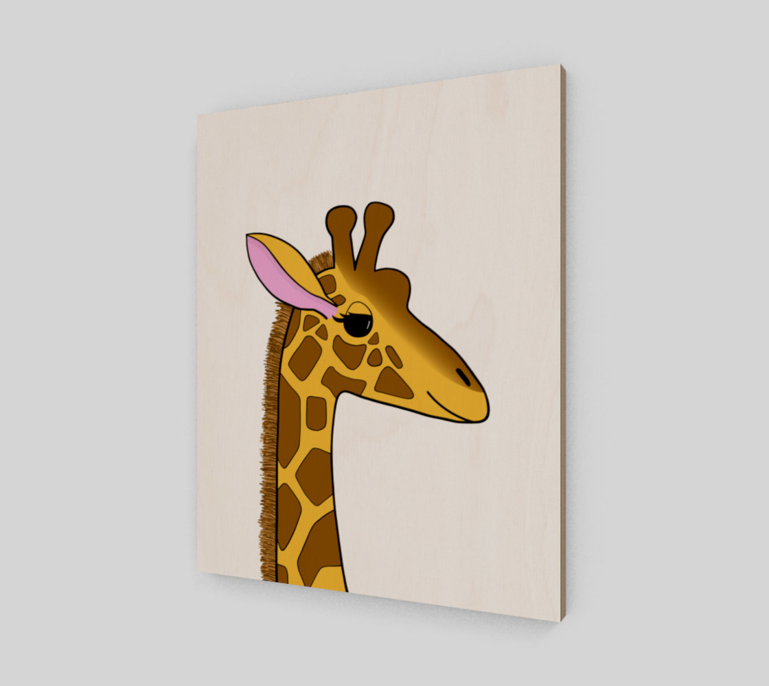 Georgia the Giraffe Artwork - 16 preview #2