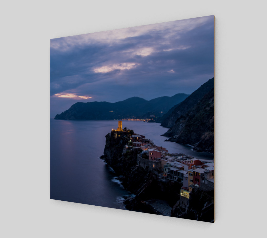 Utterly Italy Vernazza Sunset preview #2