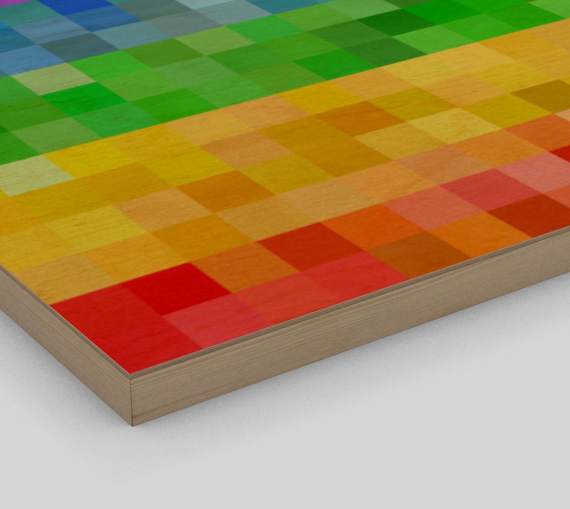 Rainbow Pixels preview #3