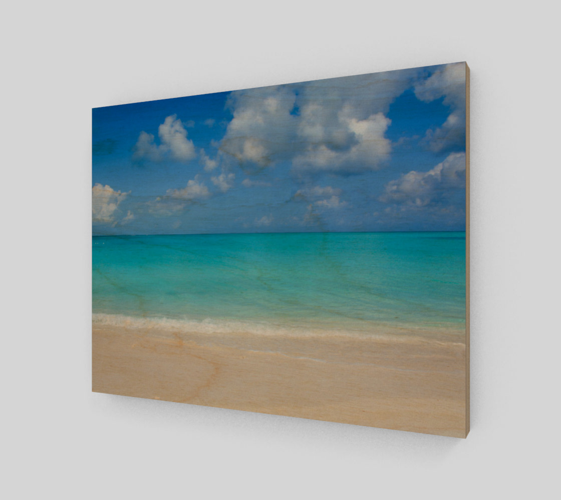 Grace Bay Beach Wall Art ~ Turks and Caicos Islands  preview #1