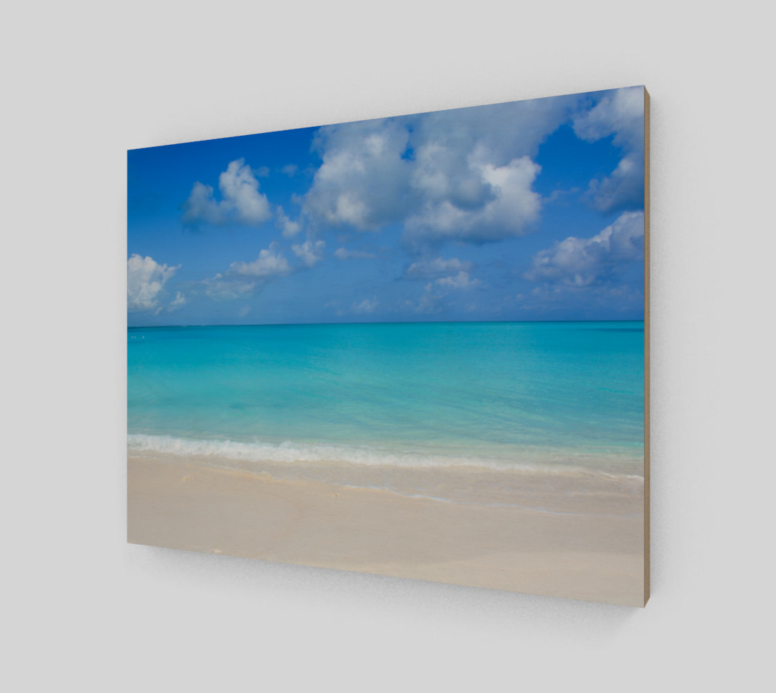 Grace Bay Beach Wall Art ~ Turks and Caicos Islands  preview #2