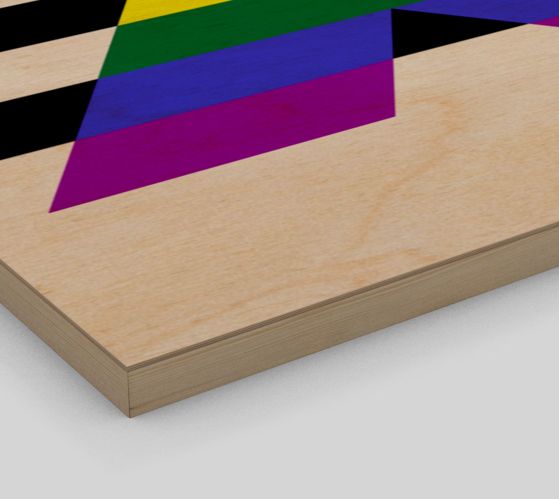 Ally LGBT Wall Art preview #3
