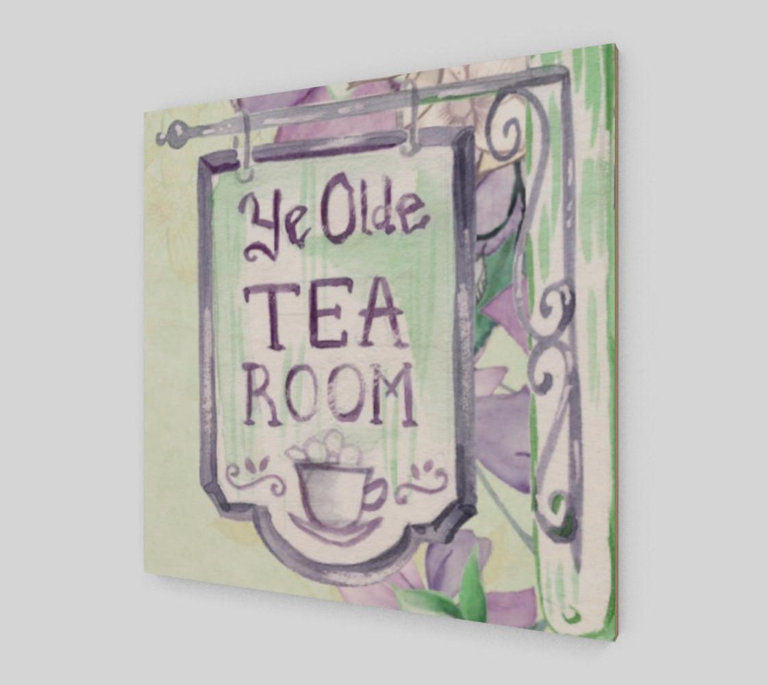 Ye Olde Tea Room Wall Art preview #2