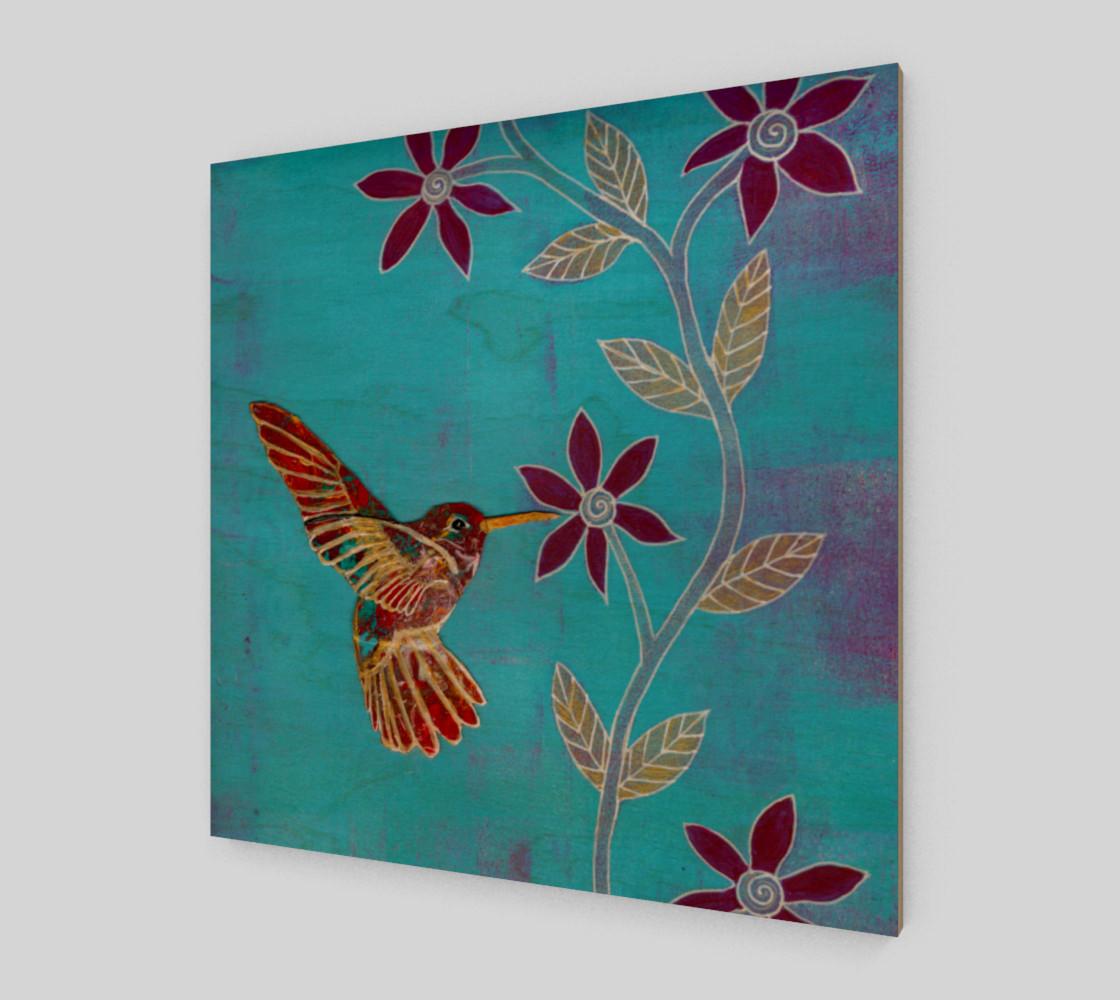 Hummingbird (blue).__(' preview')