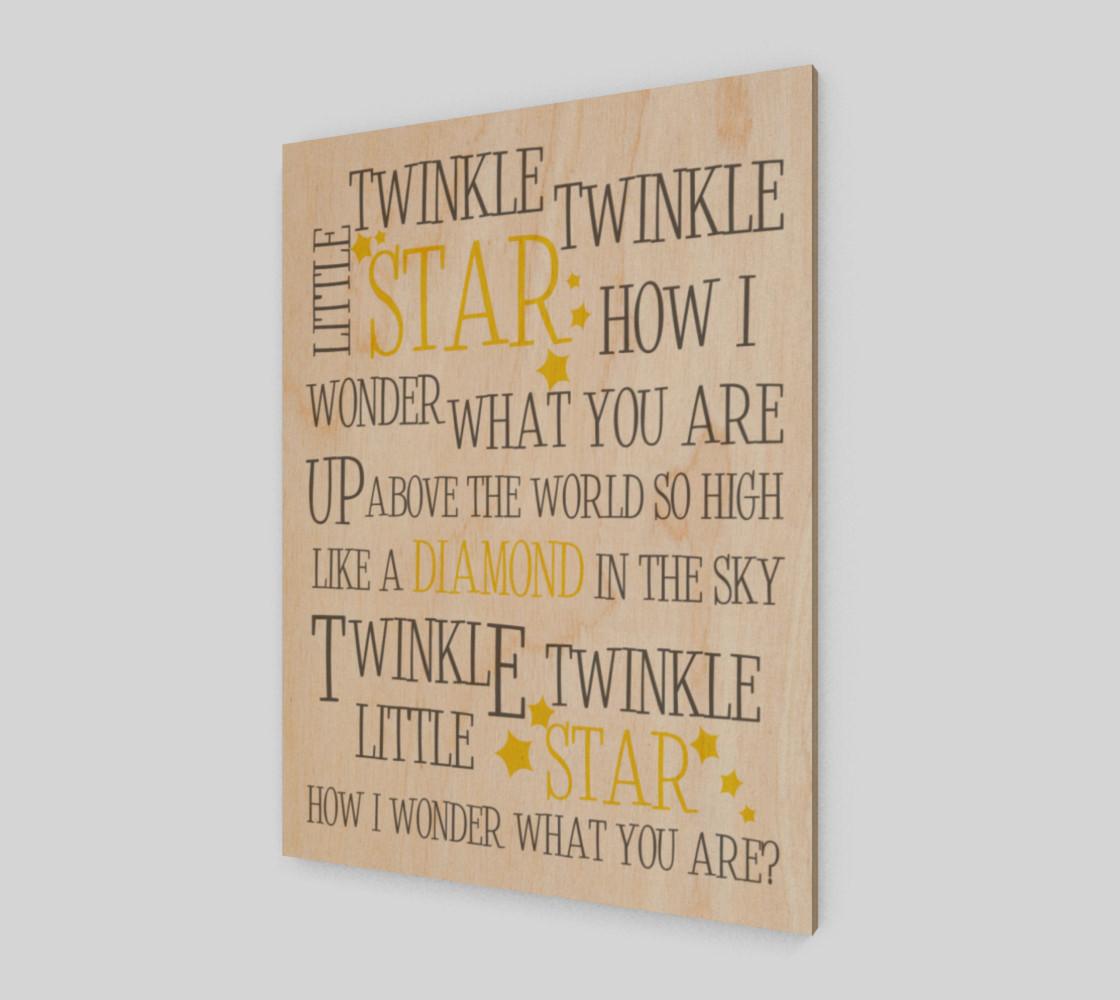 Twinkle twinkle little star preview #1