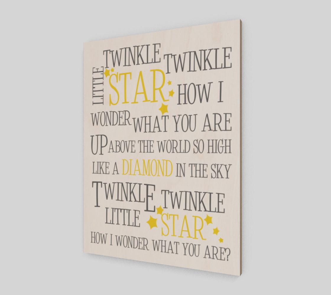Twinkle twinkle little star preview #2