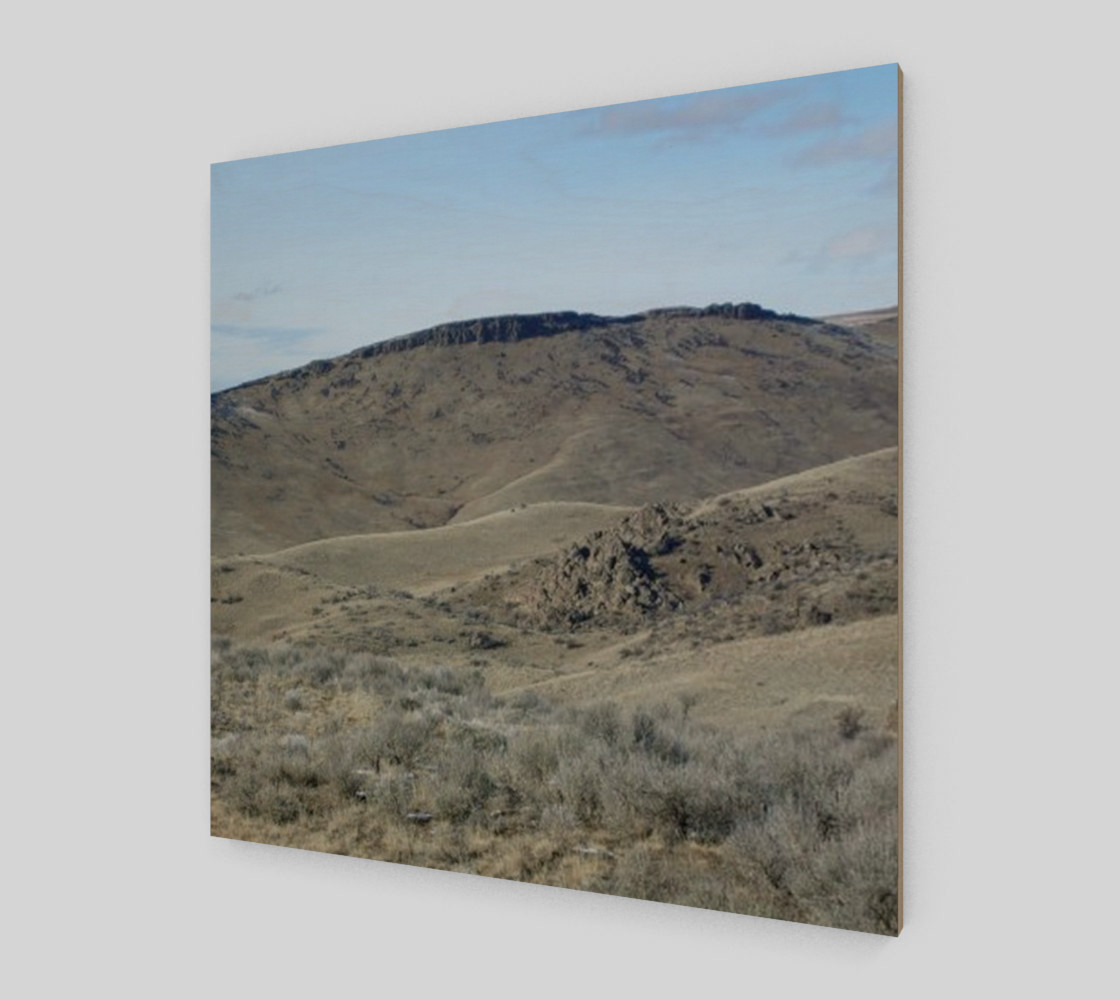 Foothills Wall Art preview #2