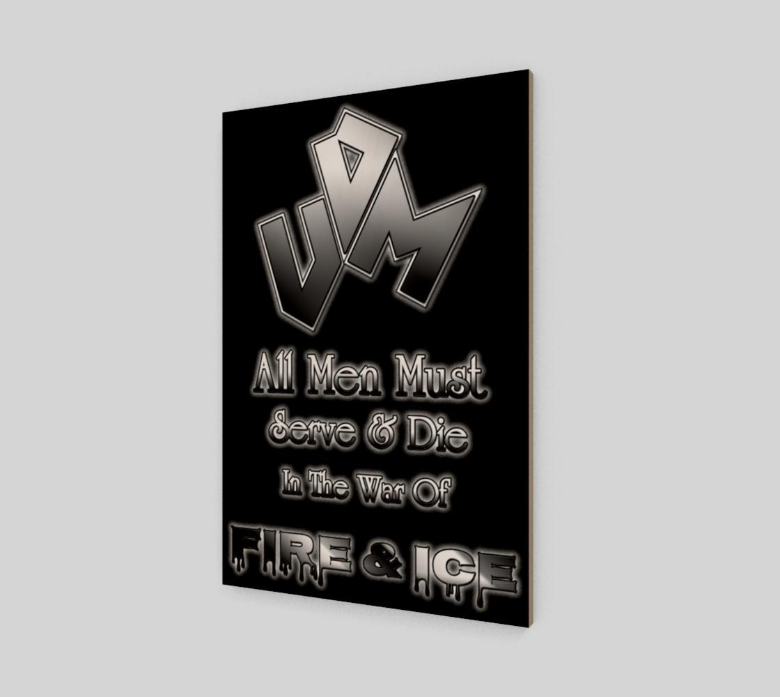 All Men Must Serve & Die preview #2