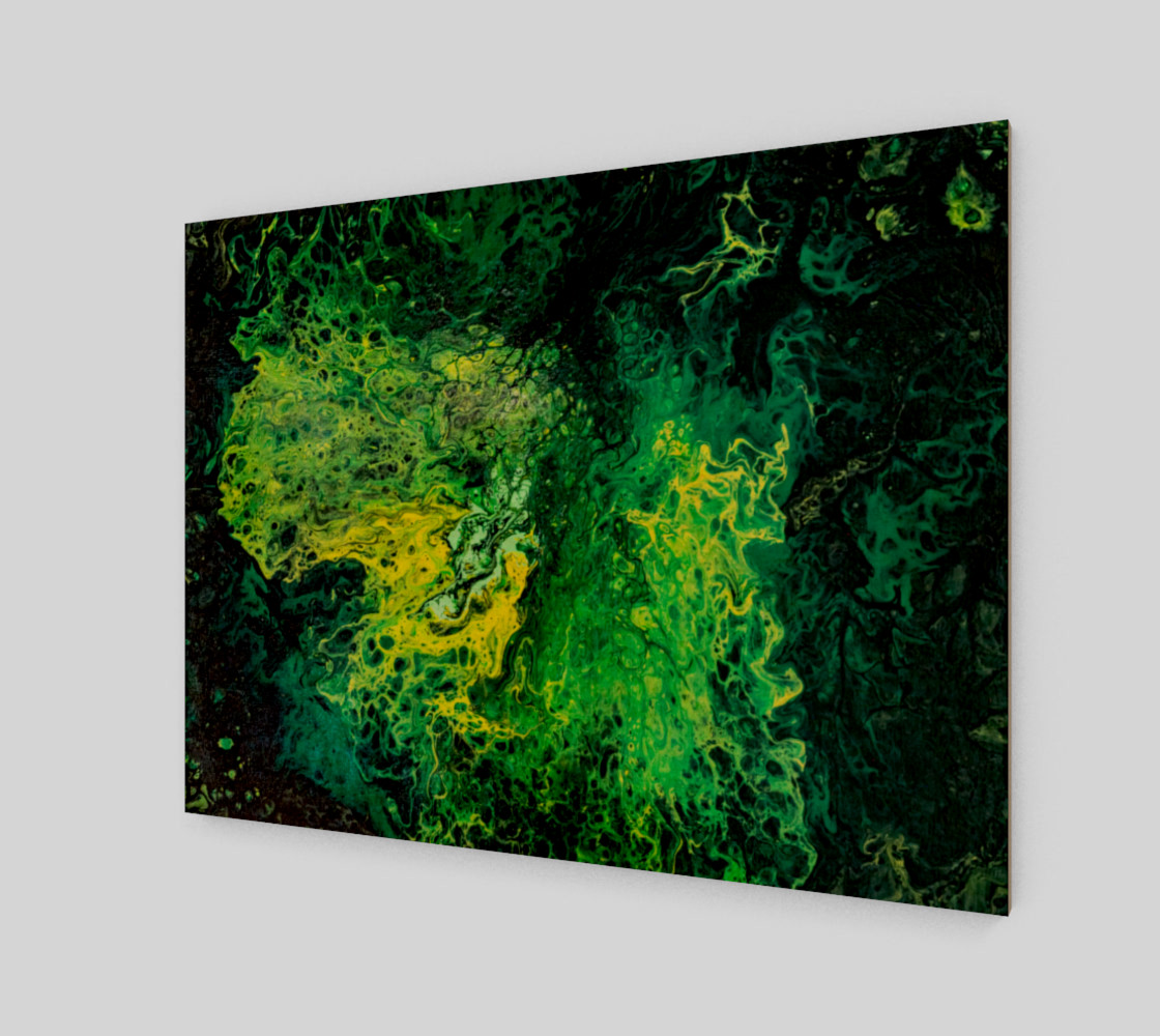 Fluid greens preview #1