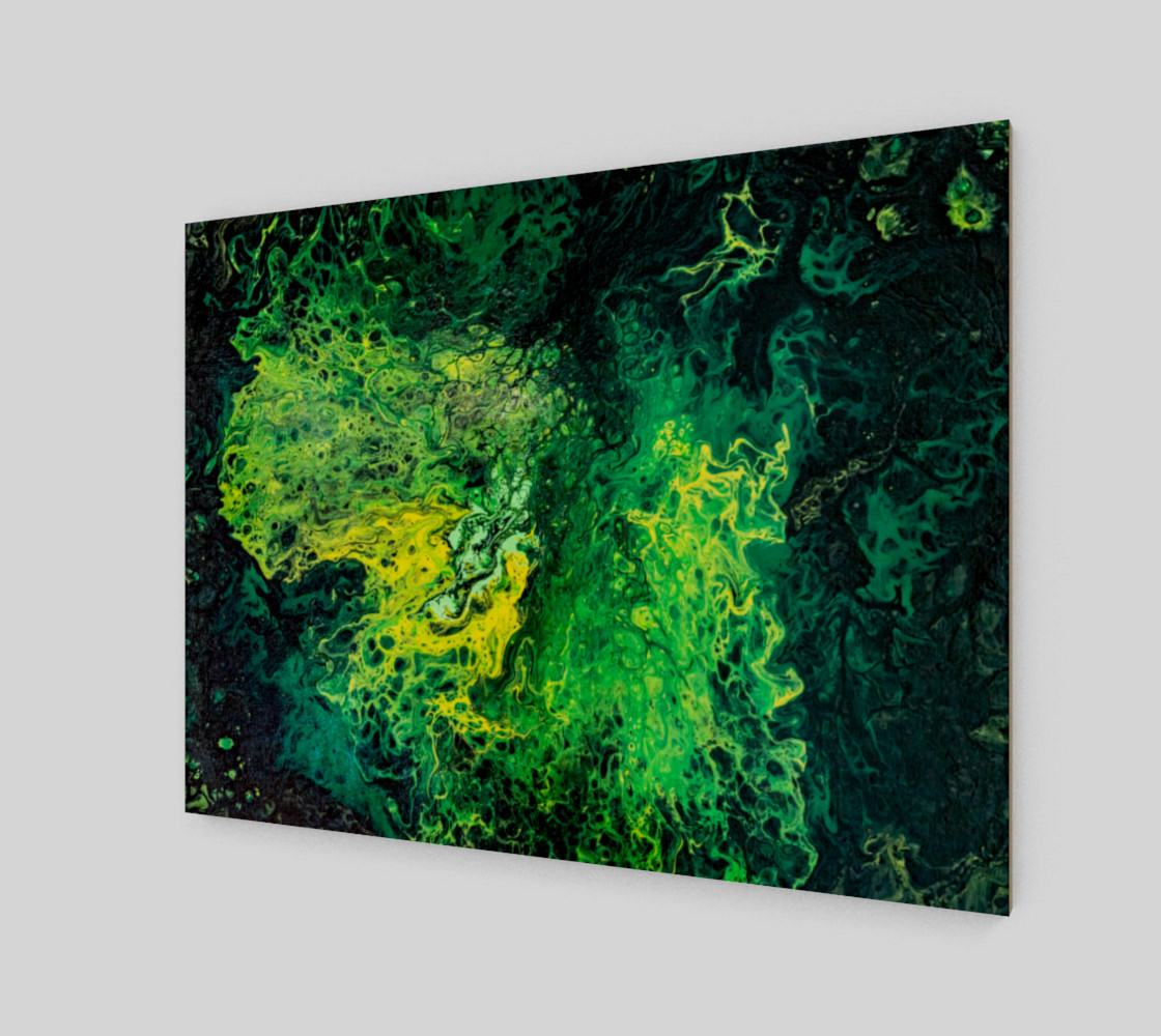 Fluid greens preview #2
