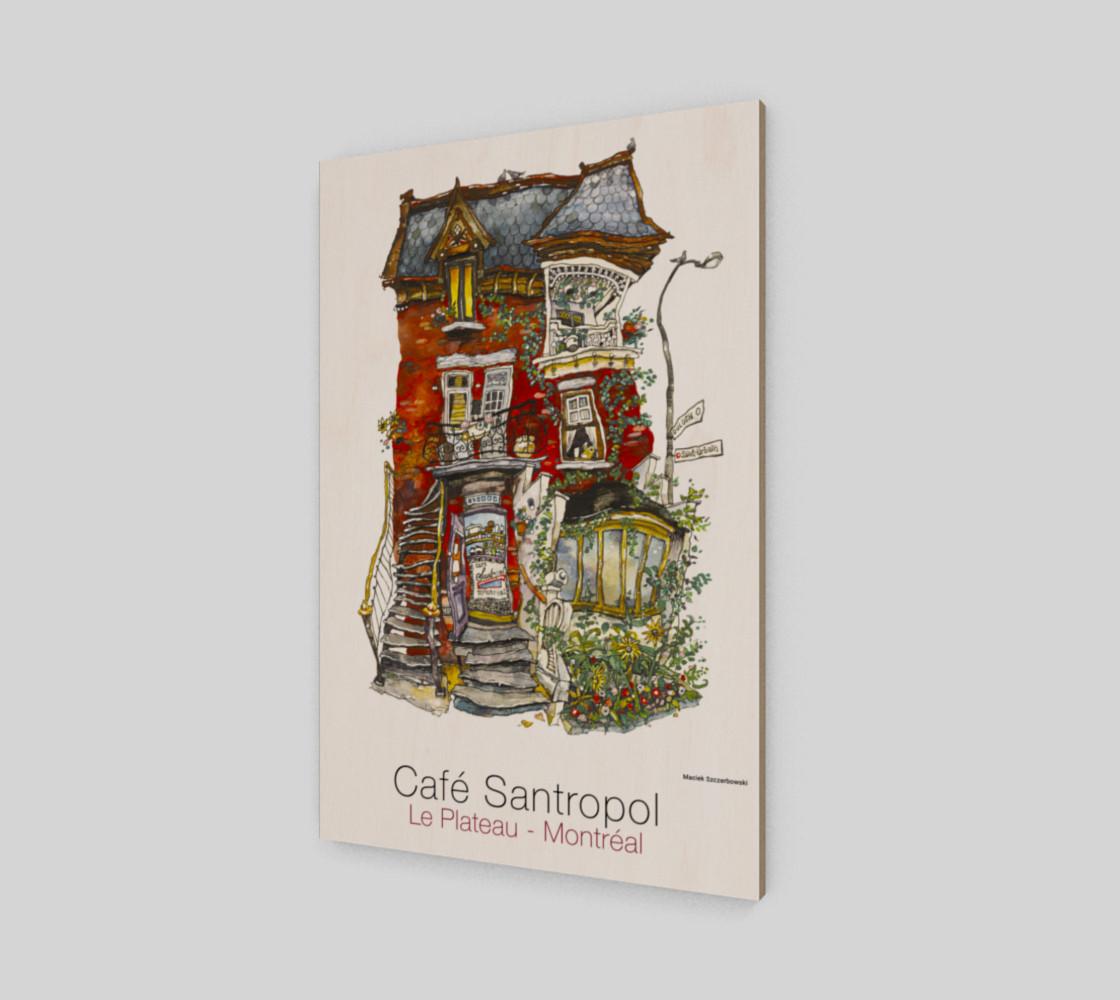 Cafe Santropol - Saint - Urbain & Duluth preview #2