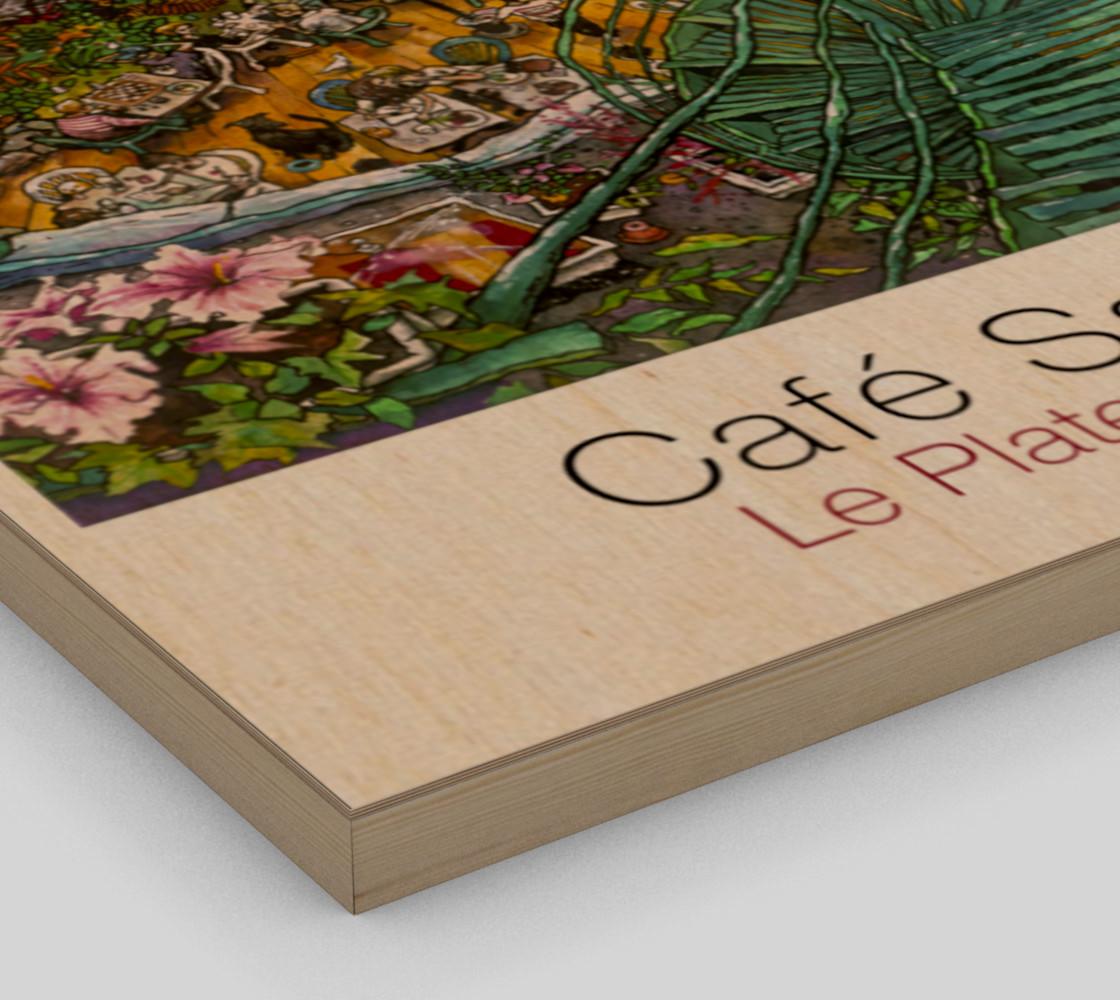 Cafe Santropol - Terrace & Mountain View preview #3