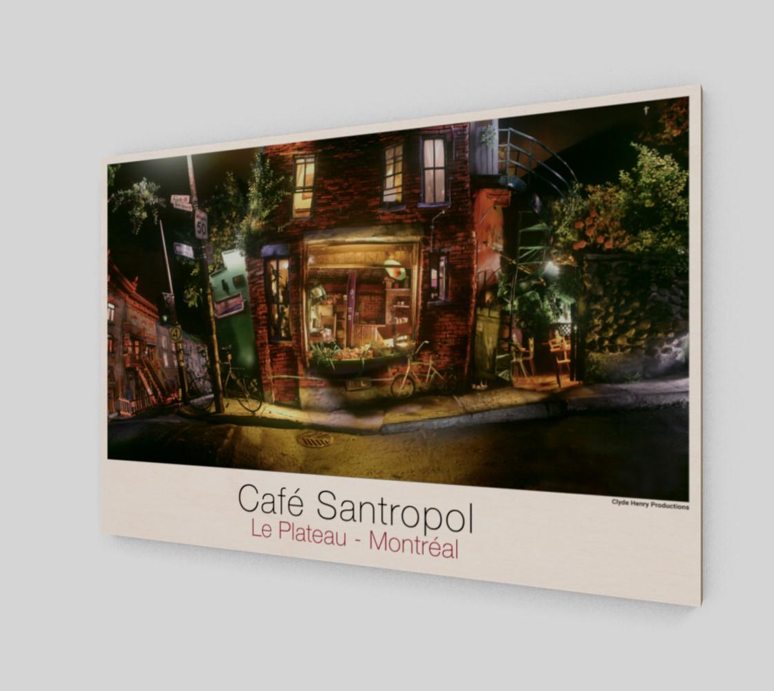 Cafe Santropol - Saint - Urbain & Duluth - Night View! preview #2