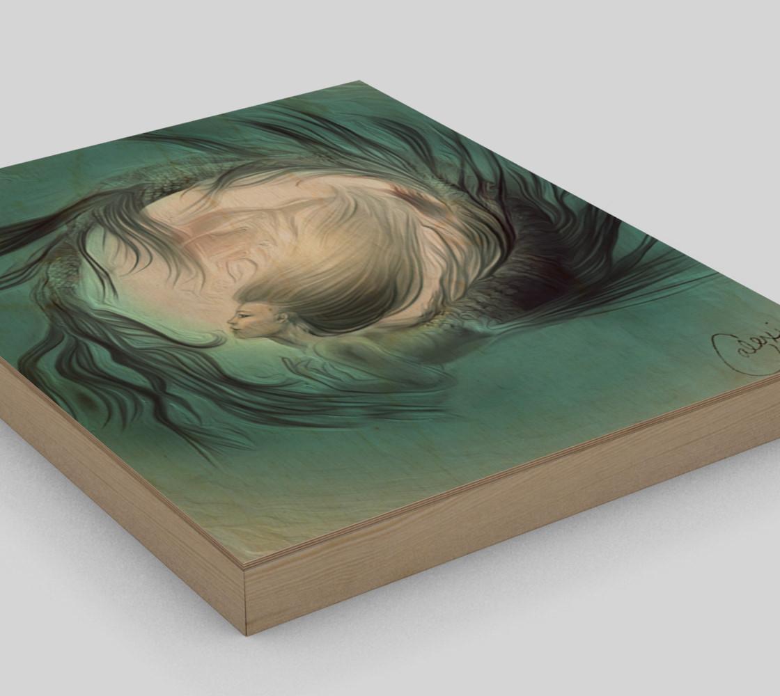 Siren Art Print preview #3