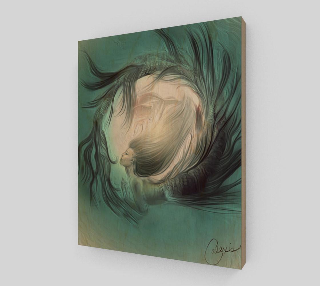 Siren Art Print preview #1