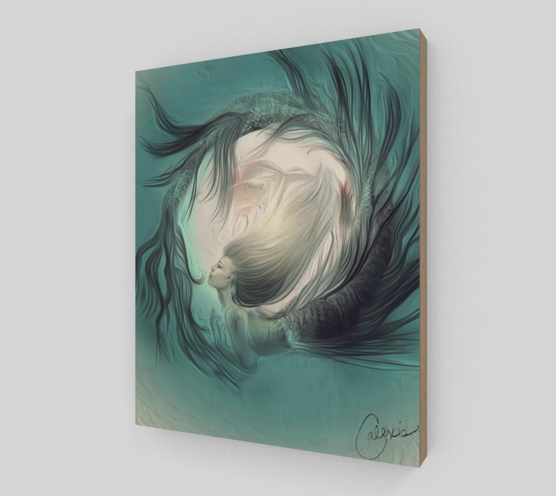 Siren Art Print preview #2