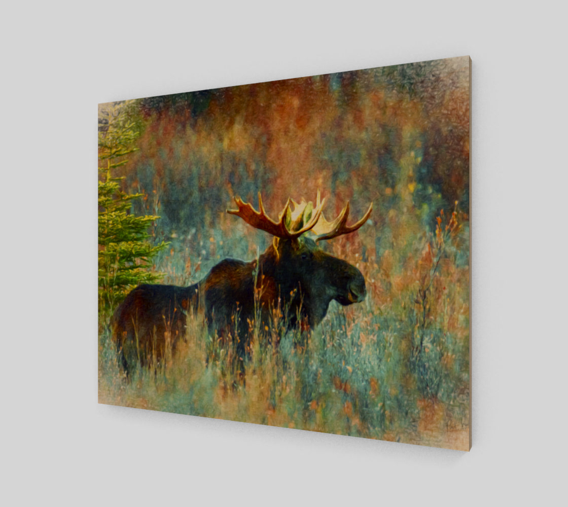 moose canvas Miniature #2
