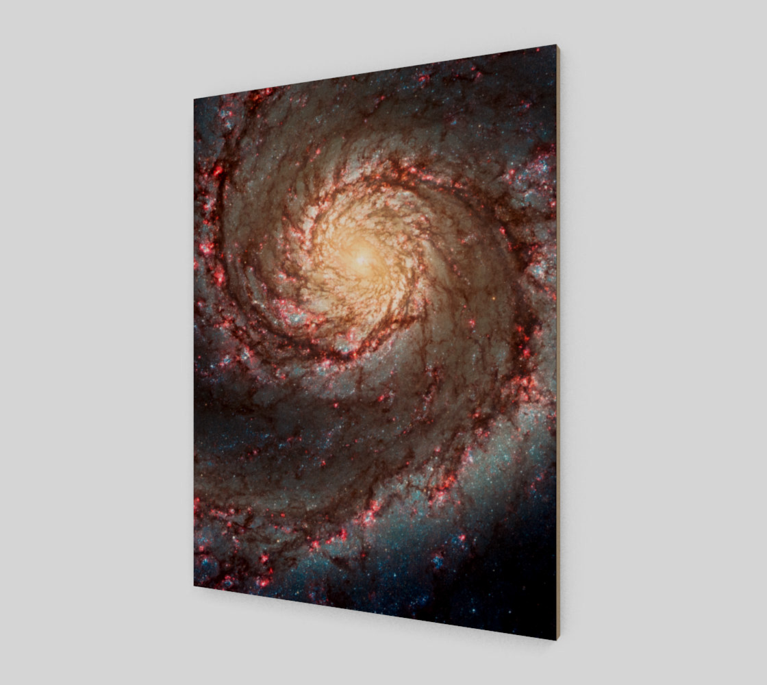 Whirlpool Galaxy preview #2