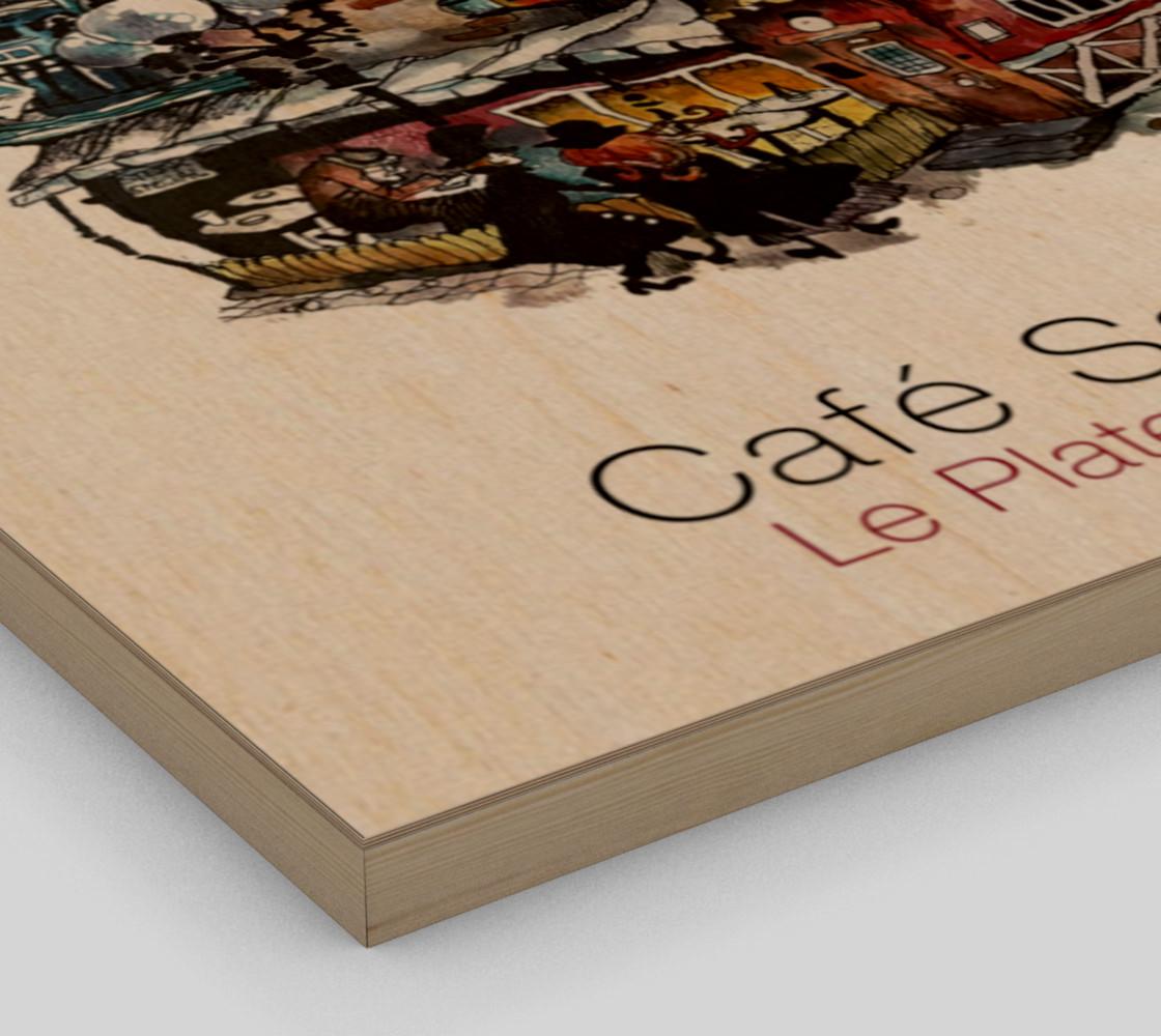 Cafe Santropol - Bar  Luna House preview #3
