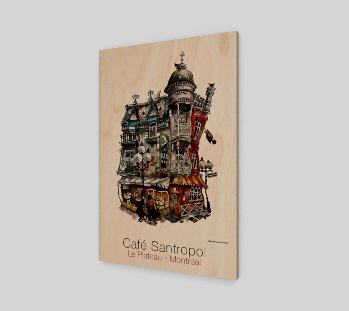 Cafe Santropol - Bar  Luna House preview #1