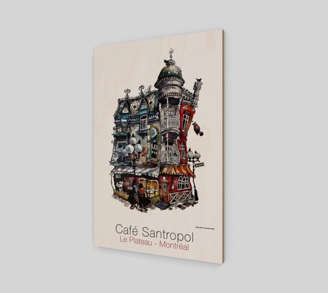 Cafe Santropol - Bar  Luna House preview #2