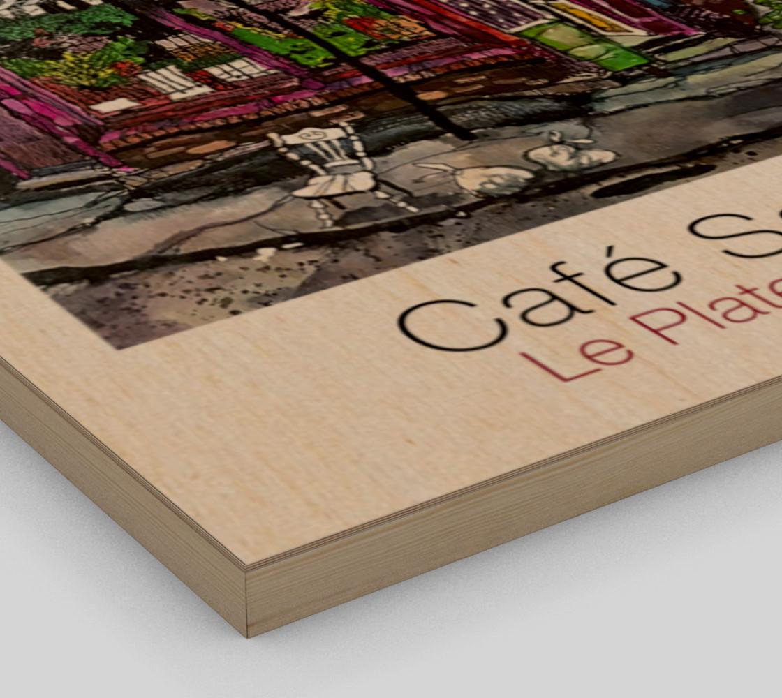 Cafe Santropol - Purple Corner House preview #3