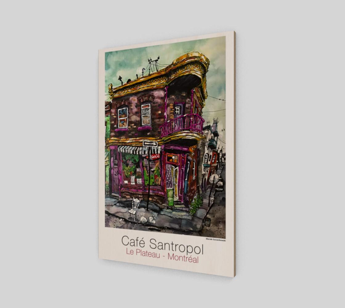 Cafe Santropol - Purple Corner House preview #2