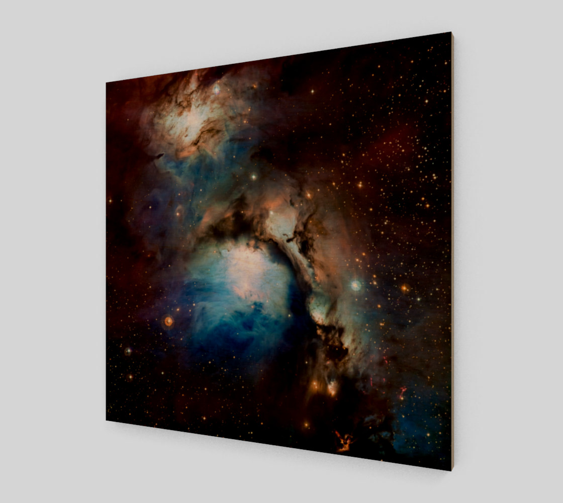 Reflection Nebula in Orion preview #1
