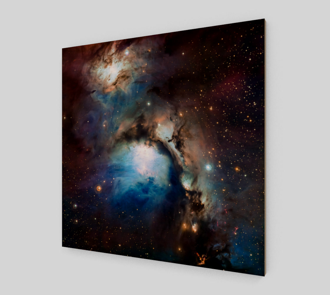 Reflection Nebula in Orion preview #2