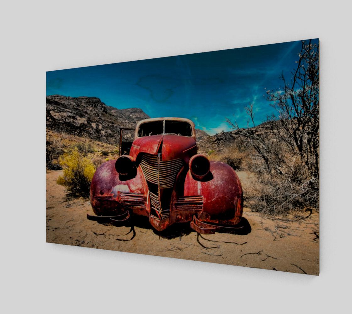 Aperçu de Omar, le char  /  Lobster Car #1