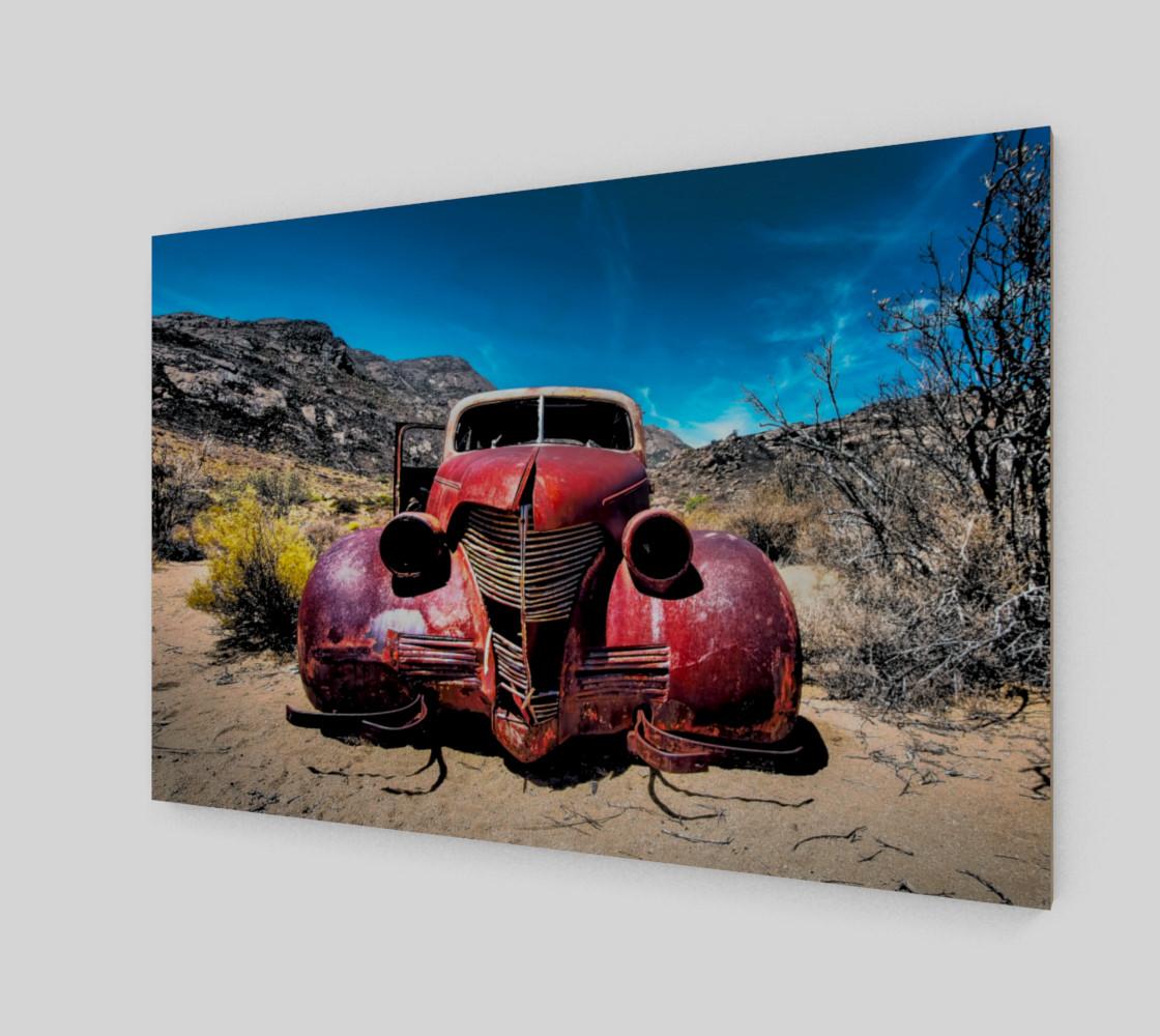 Aperçu de Omar, le char  /  Lobster Car #2
