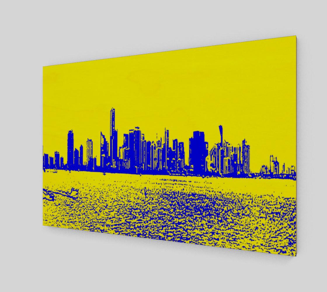Miami yellow blue preview #2